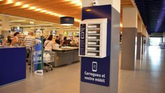Supermercat Esclat, del grup Bon Preu