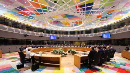 Cimera dels caps d'estat i de govern de la UE a Brussel·les el 20 de febrer
