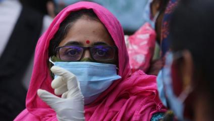 Els països pobres només han rebut el 0,2% de totes les vacunes disponibles al món, segons l'OMS