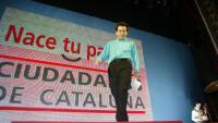 Arcadi Espada durant la presentació de la plataforma Ciudadanos al Tívoli el març del 2006
