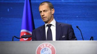 Ceferin el president de la UEFA