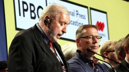 Dimitrij Rupel va ser un dels observadors de la delegació internacional convidada durant la celebració del referèndum català de l'1-O