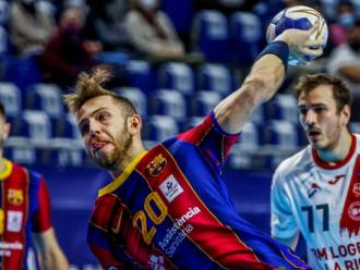 Aleix Gómez, en una imatge d'arxiu, va fer set gols
