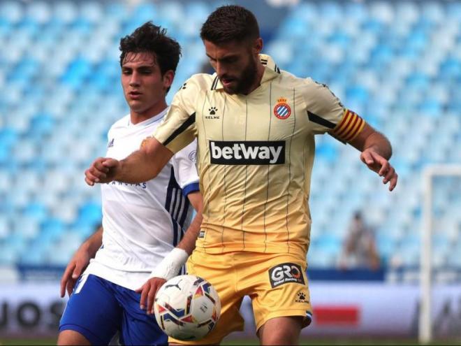 L'Espanyol ha tancat l'ascens a la Romareda.