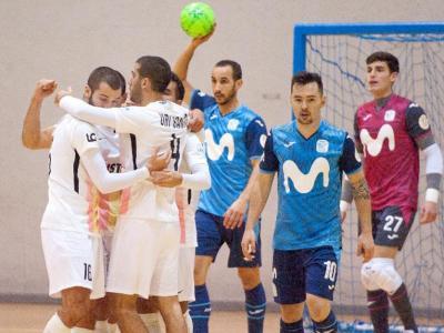L'industras celebra un gol contra l'Inter en una imatge de la primera volta