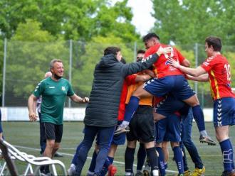 El Vilafranca es refà amb un triomf
