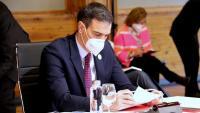 El president del govern espanyol durant la Cimera Iberoamericana celebrada el passat 21 d'abril