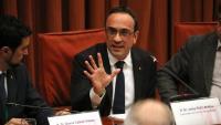 Josep Rull al gener de 2020 al Parlament