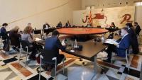 Imatge d'arxiu d'una reunió del Consell Executiu de la Generalitat