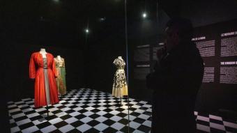 'Gala/Dalí/Dior. D'art i moda' és l'exposició al castell de Púbol en què la fundació ha centrat esforços per atraure més visitants