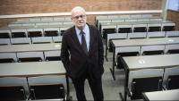 Antoni Castells, exconseller de la Generalitat i doctor en Economia per la UB