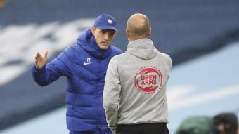 Tuchel i Guardiola, els dos entrenadors de la final