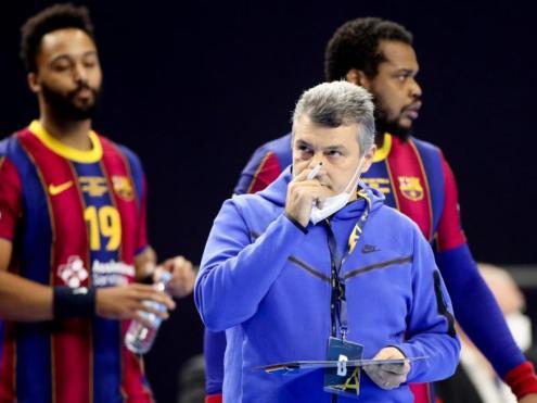 Xavi Pascual fa més de dotze anys que ocupa la banqueta del Barça