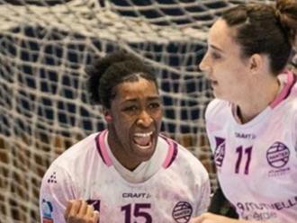 La vallesana Kaba Gassama guanya l'EHF European League amb el Nantes