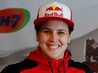 Laia Sanz en una imatge d'arxiu