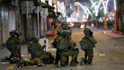 El conflicte s'ha estès per les ciutats palestines i israelianes. Combats ahir a Hebron, a Cisjordània