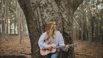 La cantant Beth