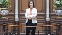Maria Eugènia Gay, actual degana del Col·legi d'Advocats de Barcelona