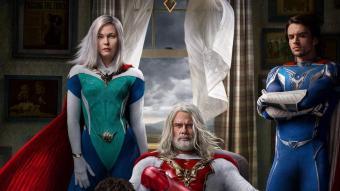 Els protagonistes de la nova sèrie