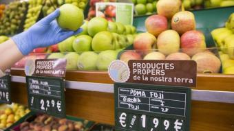 El Berguedà és la comarca barcelonina que té més capacitat d'alimentar la seva població amb productes locals