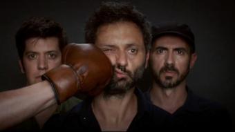 Els Amics de les Arts, en una de les imatges promocionals de la campanya