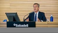 El conseller delegat del Banc Sabadell, César González-Bueno