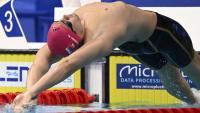 Kolesnikov , el primer nedador a trencar la barrera dels 24 segons en 50 m esquena