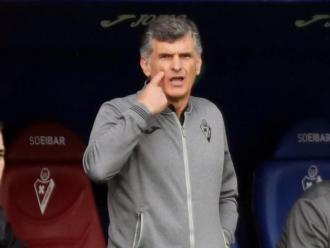 Mendilibar deixarà l'Eibar a final de temporada