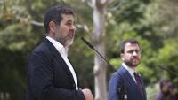 El secretari general de JxCat, Jordi Sánchez