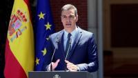 El president del govern espanyol, Pedro Sánchez