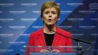 Nicola Sturgeon, repetirà com a primera ministra d'Escòcia