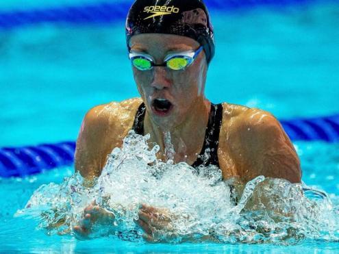 Jessica Vall podrà ampliar el seu repertori en els Jocs de Tòquio