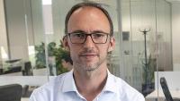Marc Martinell, CEO i fundador de Minoryx, a les instal·lacions del grup, al TecnoCampus de Mataró
