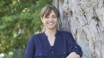 L'escriptora Laia Vilaseca, retratada a Barcelona