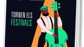 Una guia amb els festivals d'estiu, demà a El Punt Avui