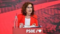 La ministra portaveu Montero admet que l'indult no és entès pels votants espanyols