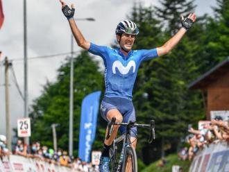 Pedrero obté a la ruta d'Occitània el seu primer triomf com a professional