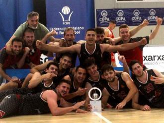 Eufòria del CEB Girona pel campionat