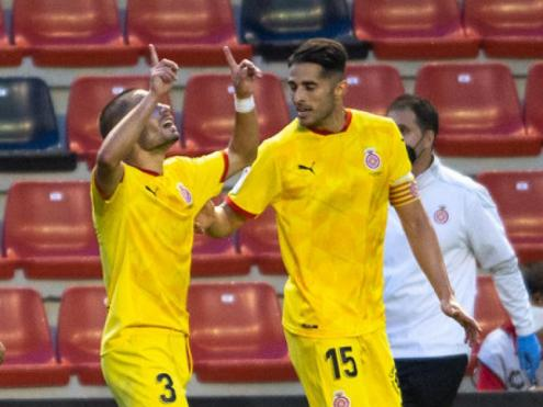 Enric Franquesa va marcar l'1-1