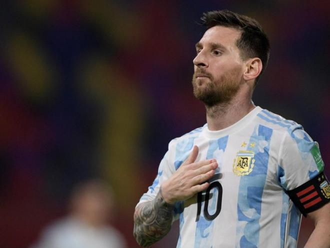 Messi vol alçar aquesta Copa Amèrica