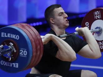 Marcos Ruiz va ser medallista de bronze en l'europeu de Moscou, a l'abril
