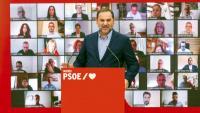 El ministre de Transports i Secretari d'Organització del PSOE, José Luis Ábalos