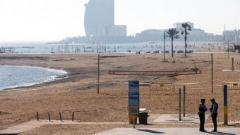 Platja del Somorrostro de Barcelona
