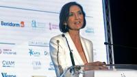 La ministra d'Indústria, Reyes Maroto, era una de les destinatàries de la querella de Vox juntament amb Pedro Sánchez i la ministra d'Hisenda, María Jesús Montero