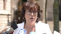 L'eurodiputada d'ERC, Diana Riba
