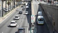 La zona de baixes emissions de l'interior de les rondes de Barcelona