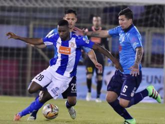 Mamadou Sylla amb l'Espanyol