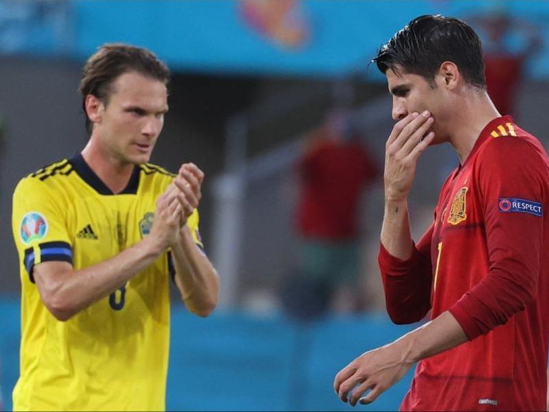 Morata ha tingut diverses ocasions per marcar