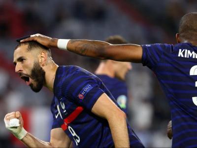 Benzema, titular amb França