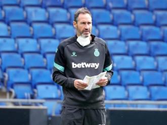 Vicente Moreno té molts plans oberts